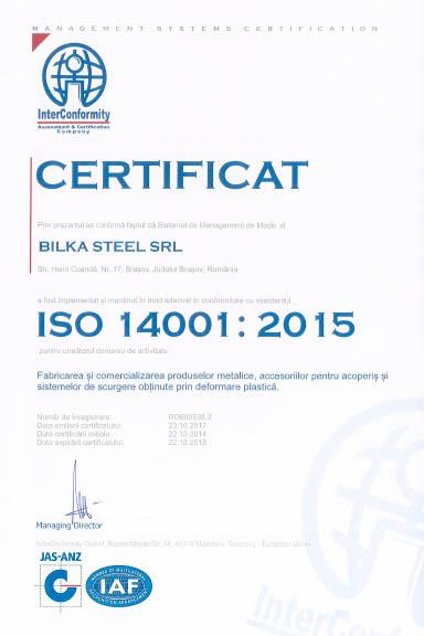 certif 14001